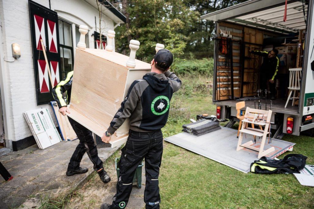 Verhuisbedrijf Aerdenhout - veilig verhuisd